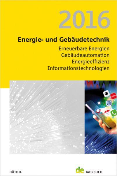 Energie- und Gebäudetechnik 2016