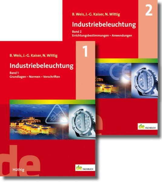 Weis, Kaiser, Wittig: Industriebeleuchtung (Set)