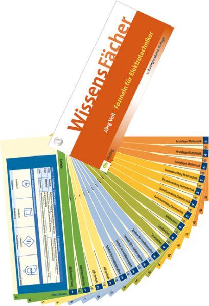 Veit, WissensFächer - Formeln für Elektrotechniker