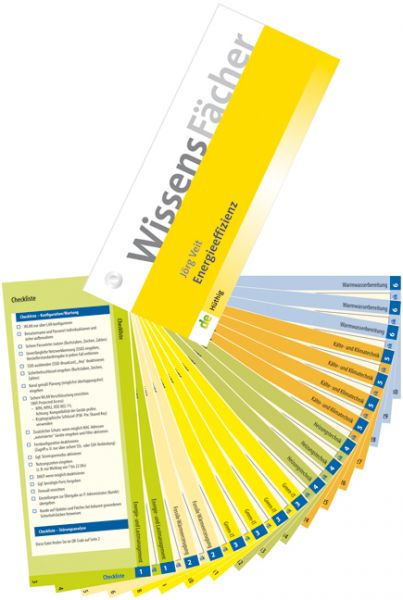 Veit, WissensFächer - Energieeffizienz