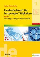 Elektrofachkraft für festgelegte Tätigkeiten Band 2 - Beispielhafte Tätigkeiten
